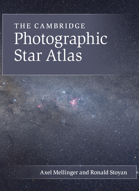 Cambridge Photographic Star Atlas